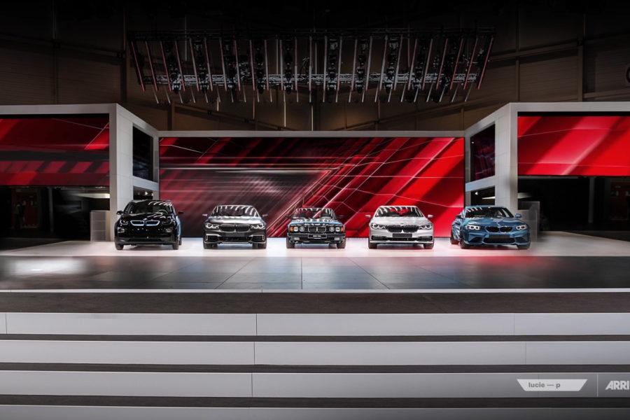 BMW 7 SERIES – GENEVA MOTORSHOW