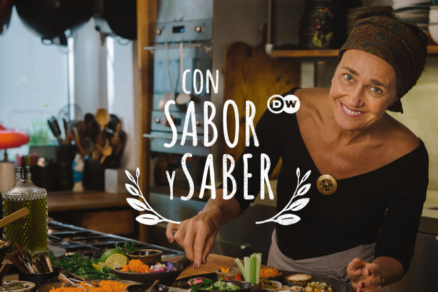 CON SABOR Y SABER